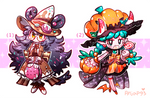 [CLOSED] Adopt - Halloween ( witchs #3 )