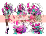 [CLOSED] Adopts - A mad nurse ( Devil #5 )