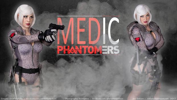 DarkTifaStrife as Medic (Phantomers)