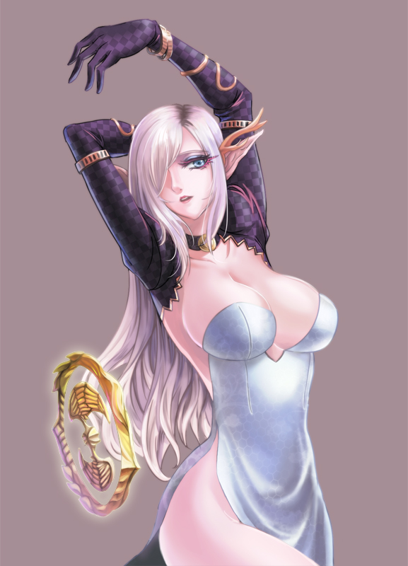 Photo Collection Tera High Elf Female