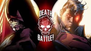 Marquis of Death VS Superboy Prime