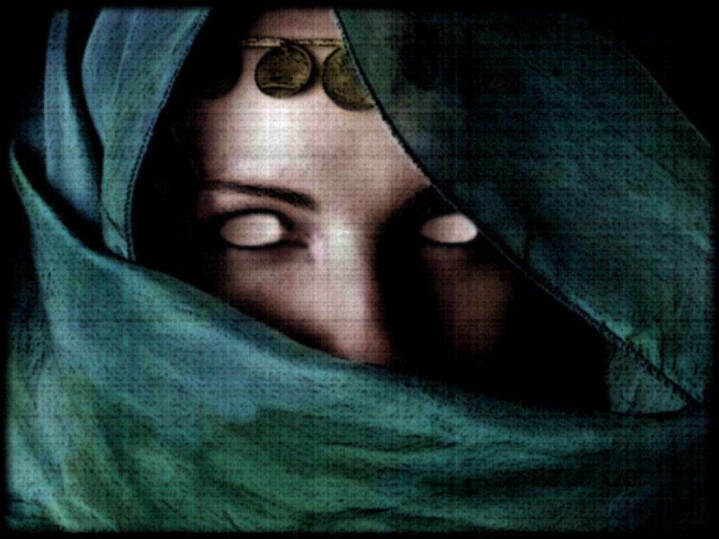 Arabian night girl by eidemon666