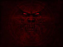 Satan by eidemon666