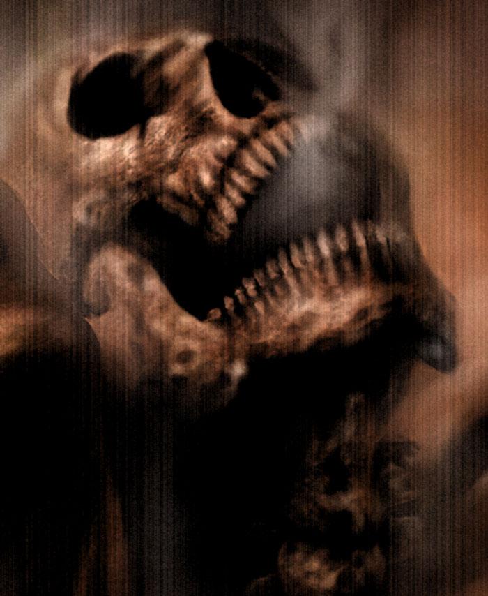 Skull smoke by eidemon666 on DeviantArt