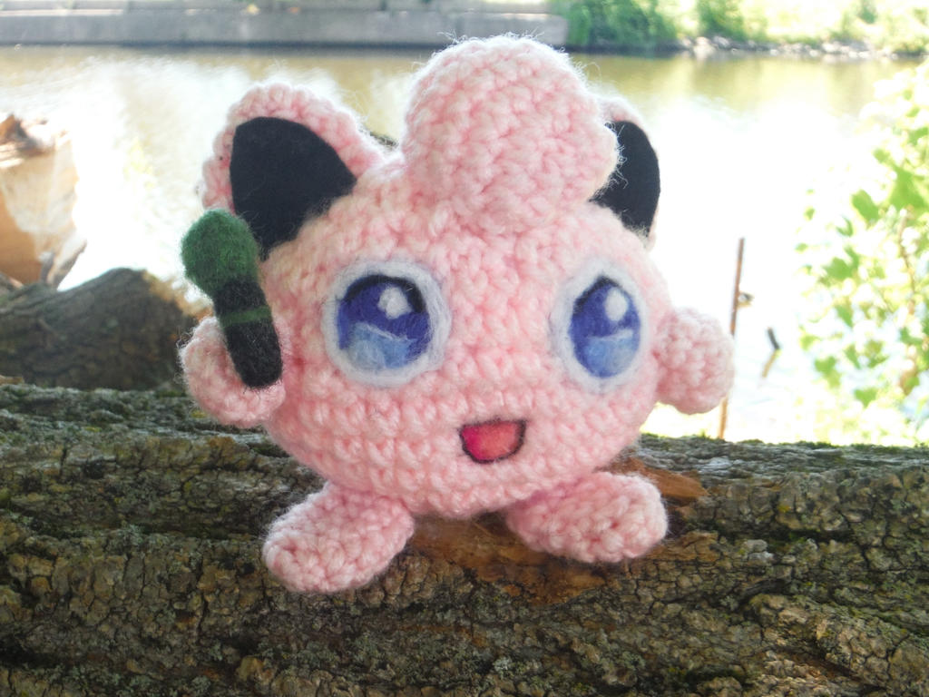 Jigglypuff Amigurumi by Cloud-Leporifelis on DeviantArt