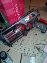 Mass Effect Pew Pew Blaster