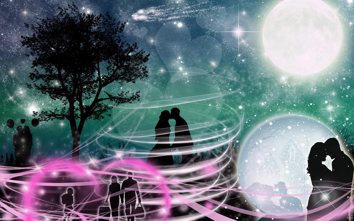 fantasy love wallpaperspaceibiza1313 on deviantart