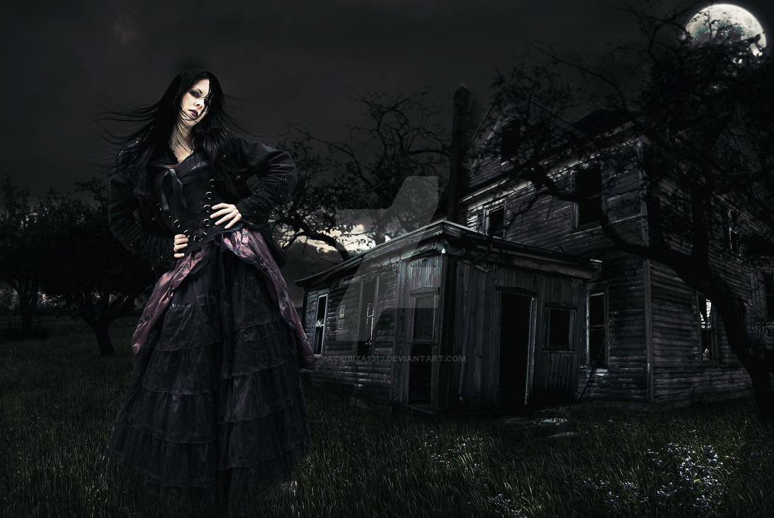 wallpaper gothic girlspaceibiza1313 on deviantart