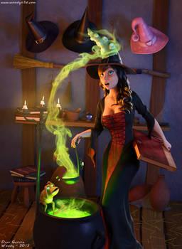 Samantha Witch