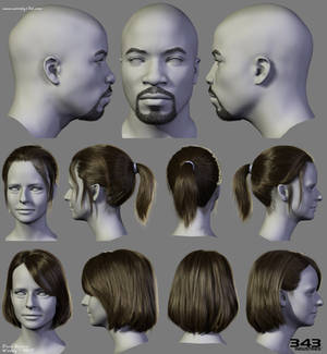 Halo Hairstyles 02