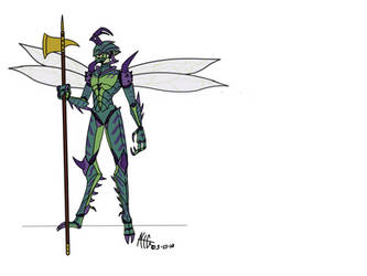 [OTA] Insect Knight (Open)