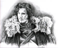Jon Snow - A Game of Thrones