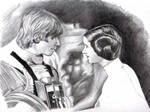 Luke + Leia Skywalker - ANH