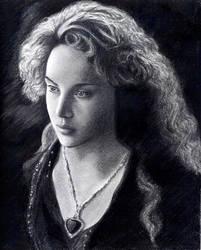 Kate Winslet fr. Titanic-Study by leiaskywalker83