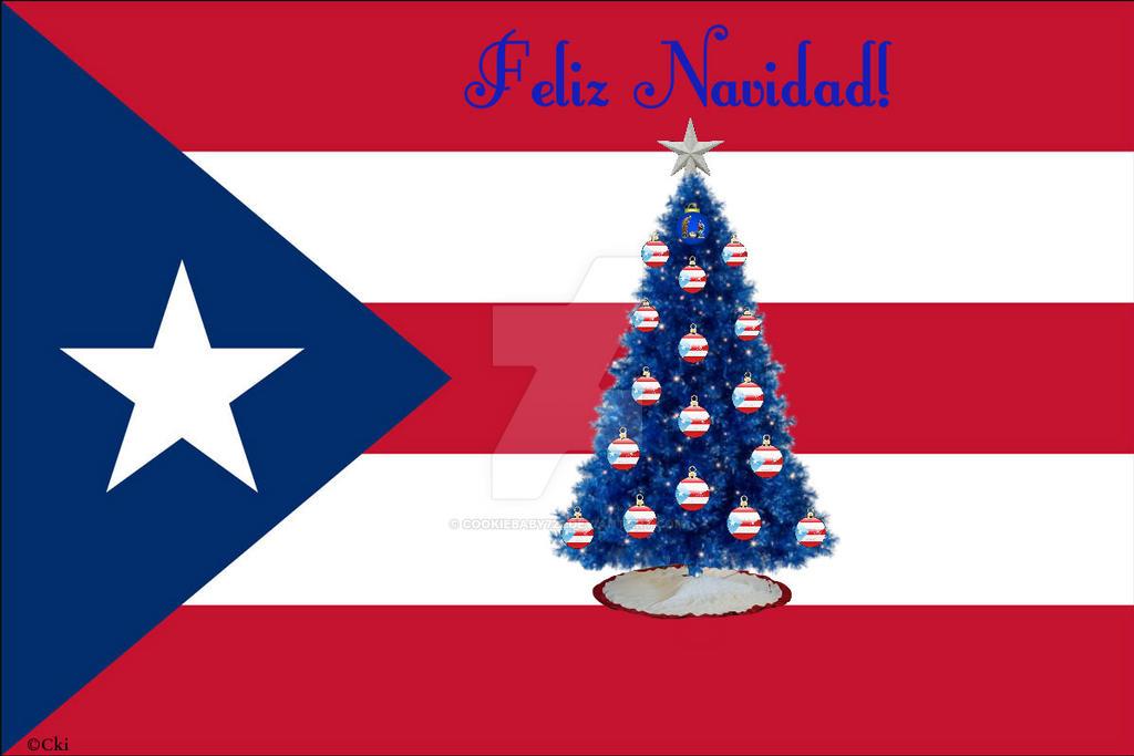 puerto rican christmas tree by cookiebaby722 - Puerto Rican Christmas
