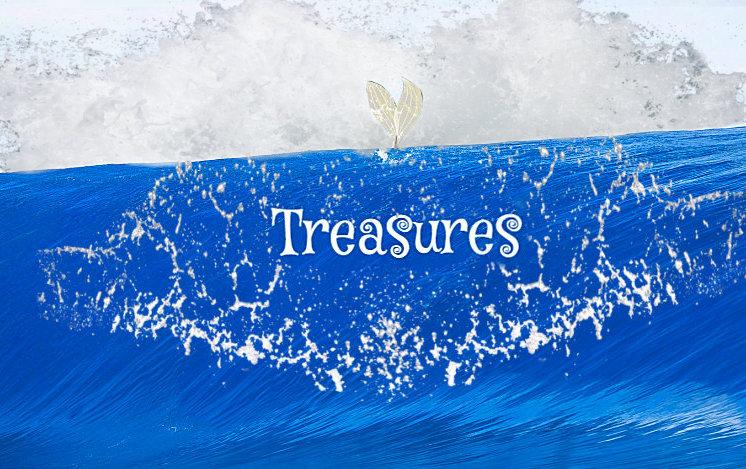 Waves Treasures by cookiebaby722