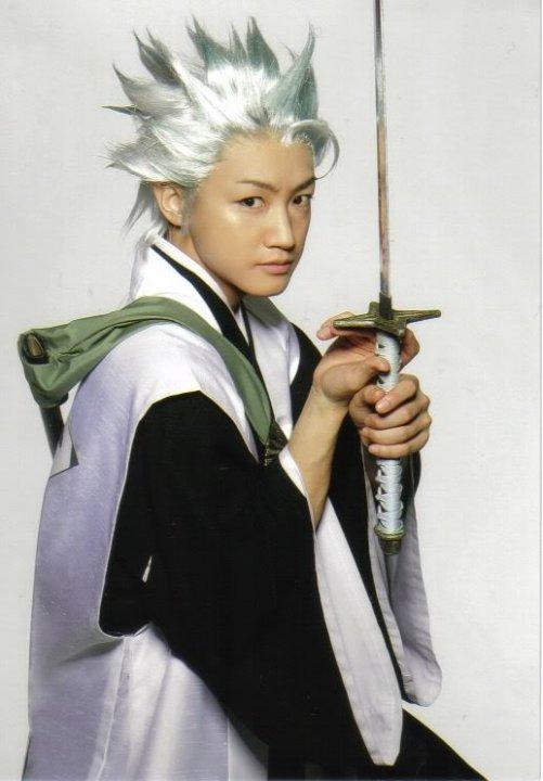 Hitsugaya Takashi Nagayama by wolf-speaker9