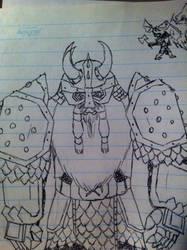 Dwarf Lord by PrimarchBlade
