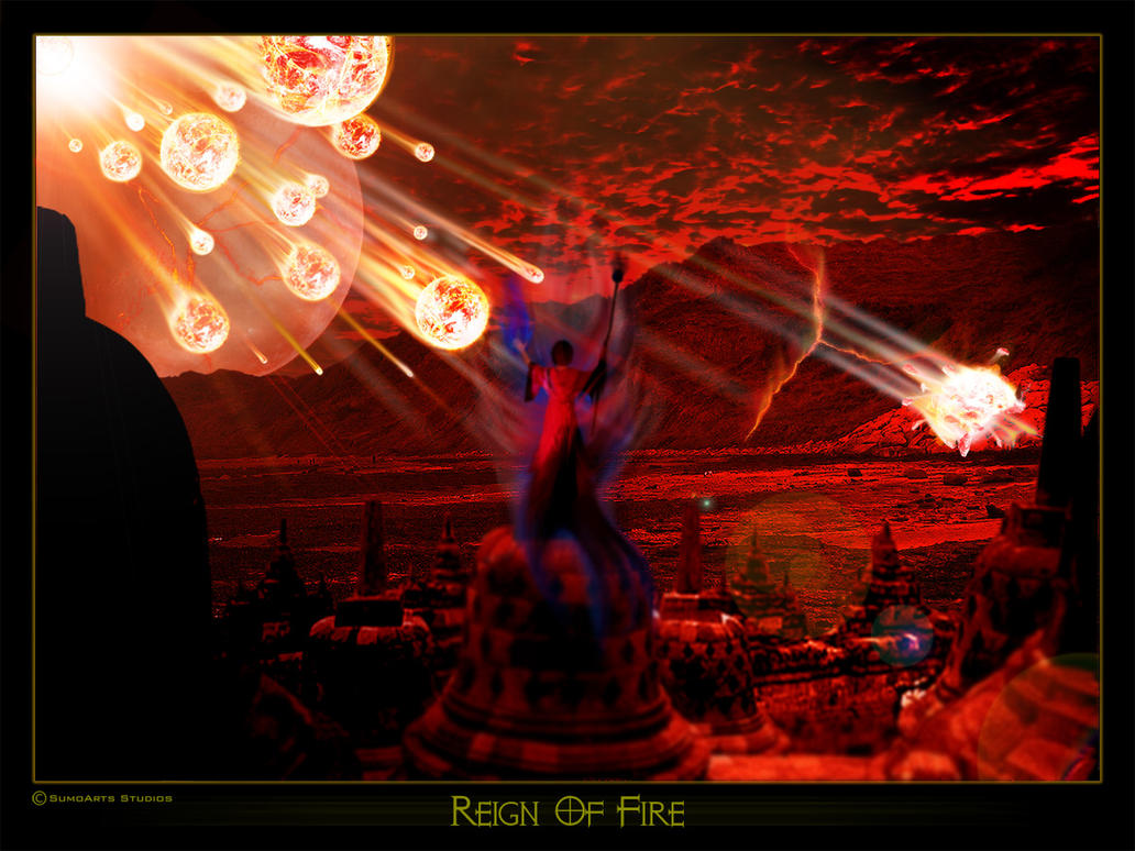 Reign Of Fire Final Version. by myrkymyrk