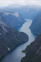The fjord by Margit86