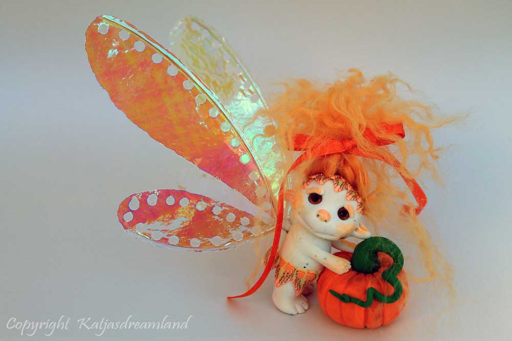 Tiana Halloween fairy by Katjasdreamland