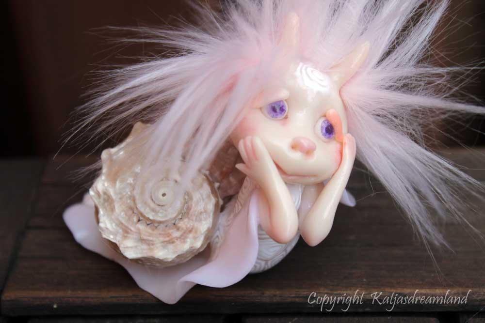 Abalone - the sea snail by Katjasdreamland