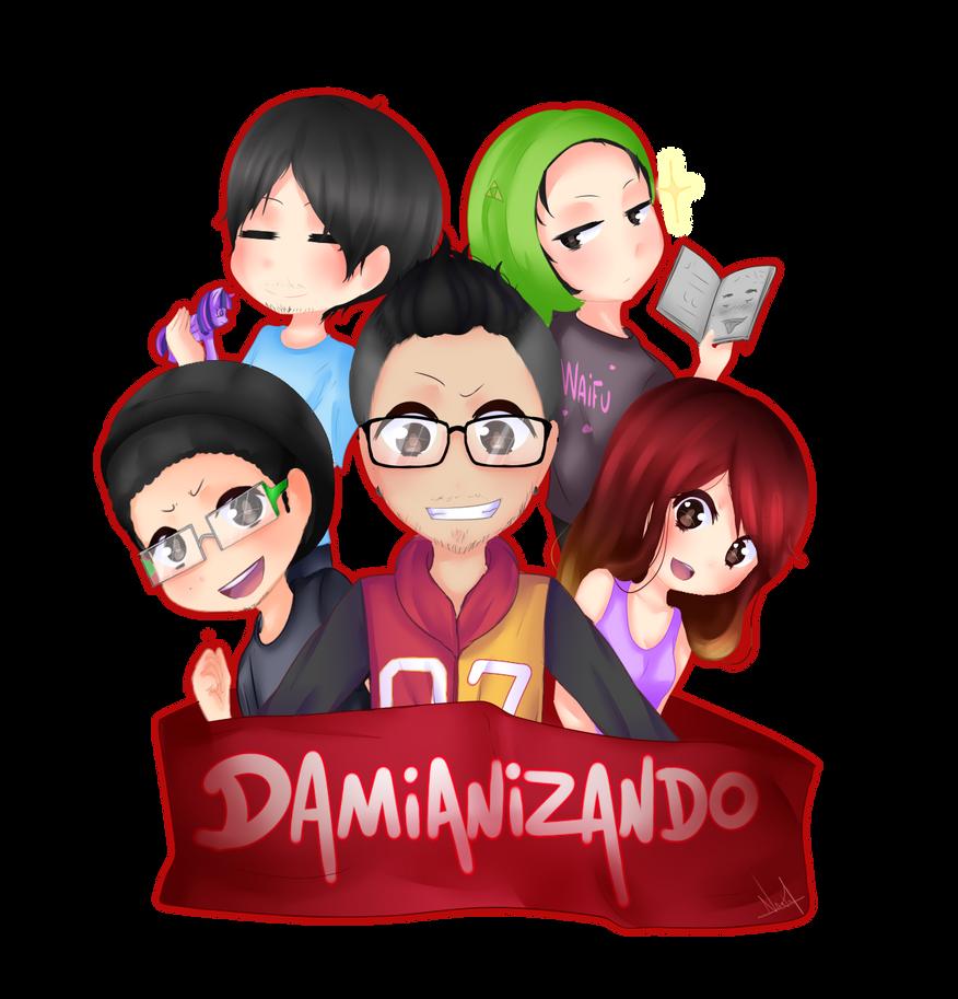 Damianizando by NanamiCham on DeviantArt