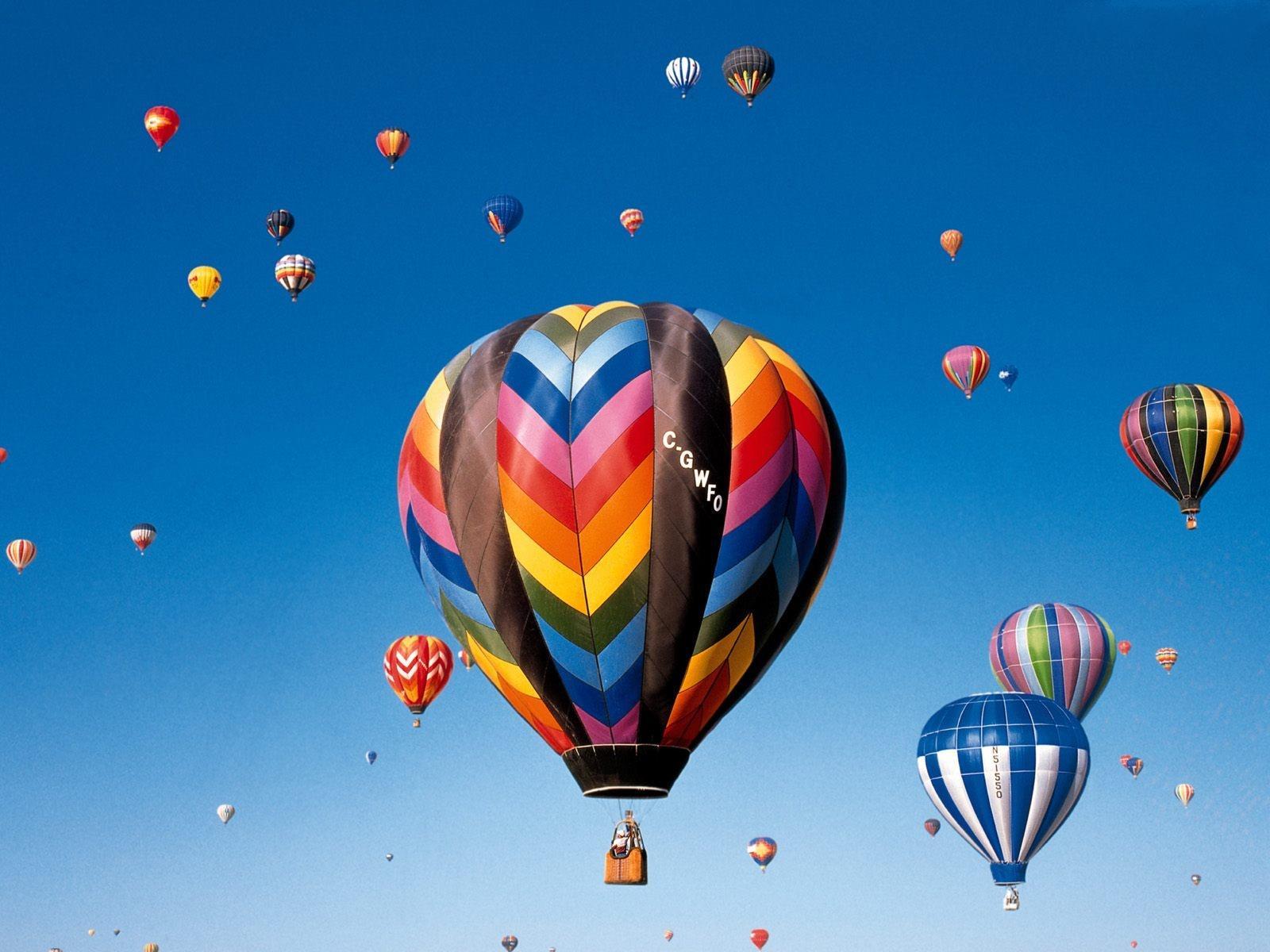 Hot Ballons by linkingeek on deviantART