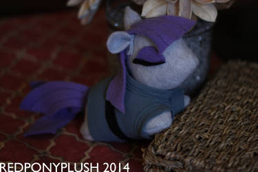 Maud  mini by RedPonyPlush