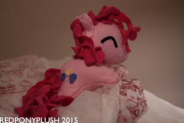 Pinkie mini by RedPonyPlush