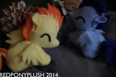 Wonderbolts Mini by RedPonyPlush