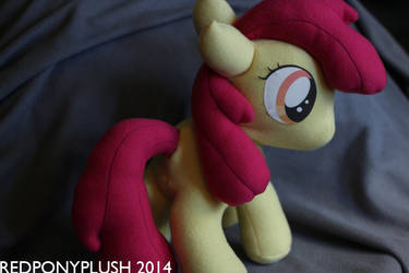 Applebloom Plush by RedPonyPlush