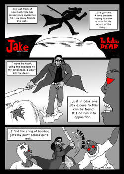 Jake And The Restless Dead p1