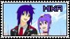 Mika Stamp by AzamiYamada