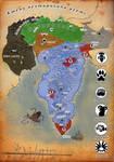 Bathos Island - Territory
