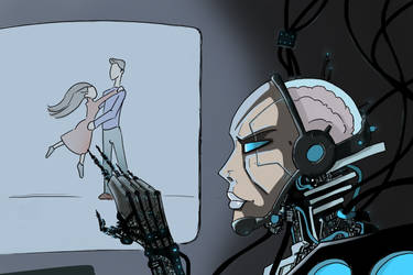 Essai Cyberpunk