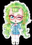 Chibi Yoko - gift