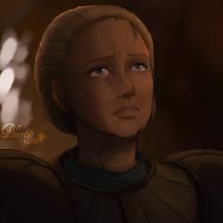 The Knight of the Seven Kingdom - Brienne of Tarth by AranelFealoss