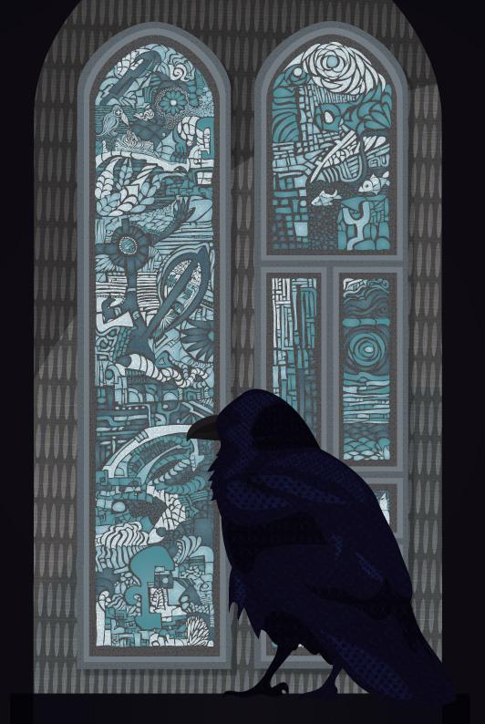 Raven by JCallius