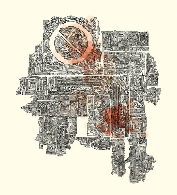The ancient machine by JCallius