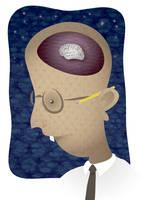 Small brain by JCallius