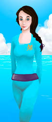 Katniss: Catching Fire by ilovezuko123