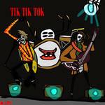 Tik Tik tok Album cover