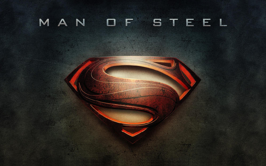Man Of Steel by twilight-nexus