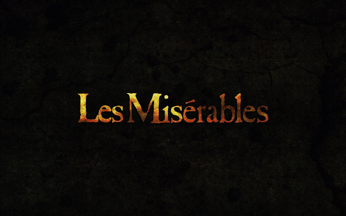 Les Miserables Wallpaper By Twilight Nexus On Deviantart
