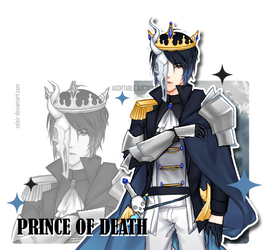 [auction] Prince of death [open] by Zoleir