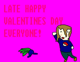 Happy late Valentines day guys