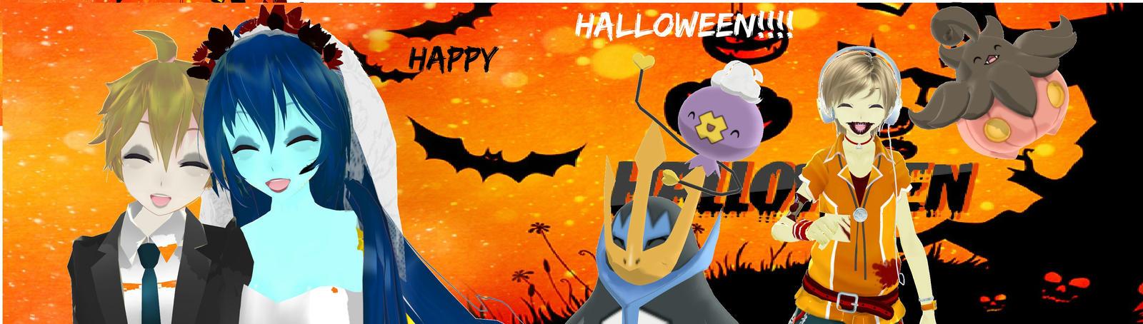 HAPPY Halloween by Guilmaster12