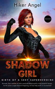 Shadowgirl on Audible, iTunes!
