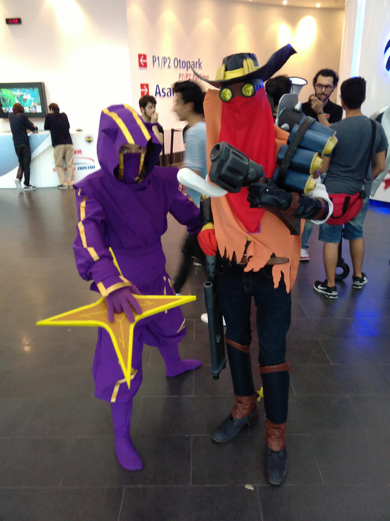 My High Noon Jhin Cosplay Leagueoflegends
